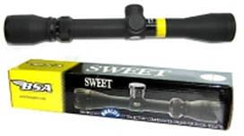 BSA оптические прицелы для пневматики. Оптический прицел BSA Sweet 3-9х32 MilDot, +ручной ввод поправок