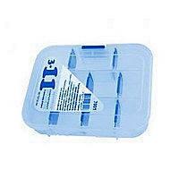 Коробка Aquatech 7001, размер 16*12*3,5 см, 8 съемных перегородок