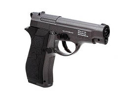 Пневматический пистолет Gletcher BRT 84, точная копия Beretta 84. Пневматика.