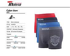 Мужские стрейчевые боксеры «INDENA»  АРТ.85030, фото 2
