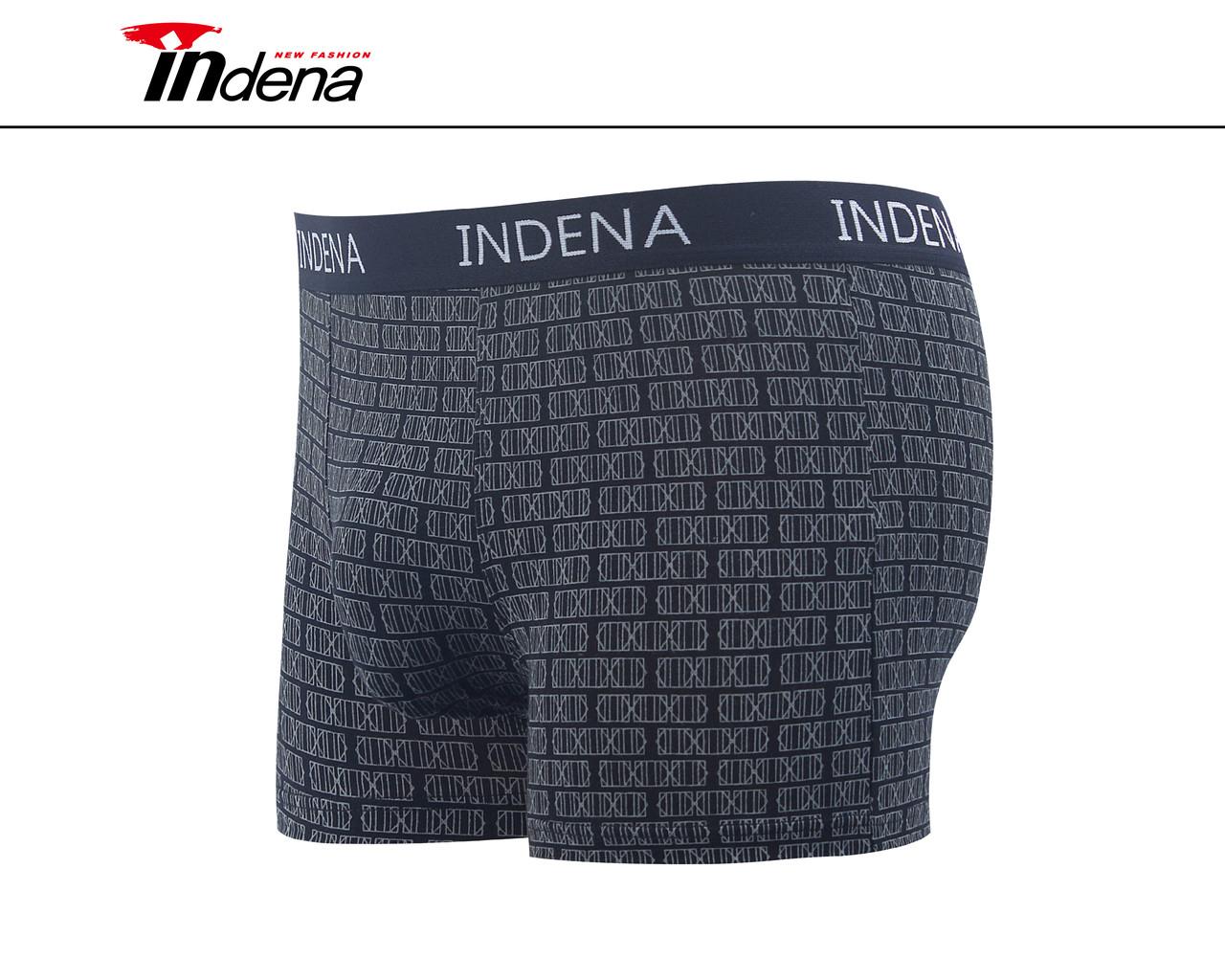 Мужские стрейчевые боксеры «INDENA»  АРТ.85031