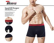 Мужские стрейчевые боксеры «INDENA»  АРТ.85033, фото 3