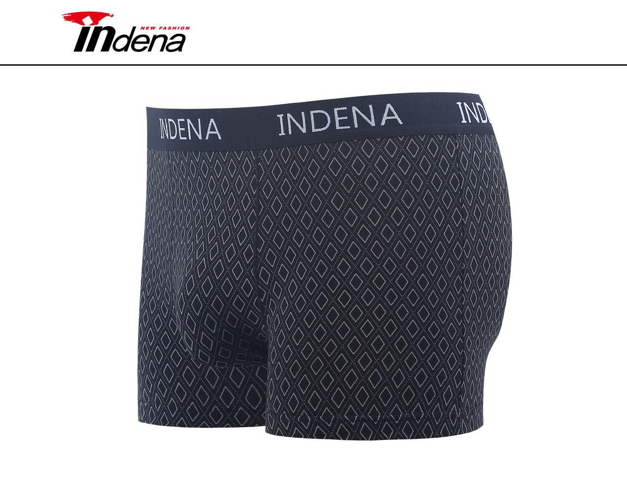 Мужские стрейчевые боксеры «INDENA»  АРТ.85036