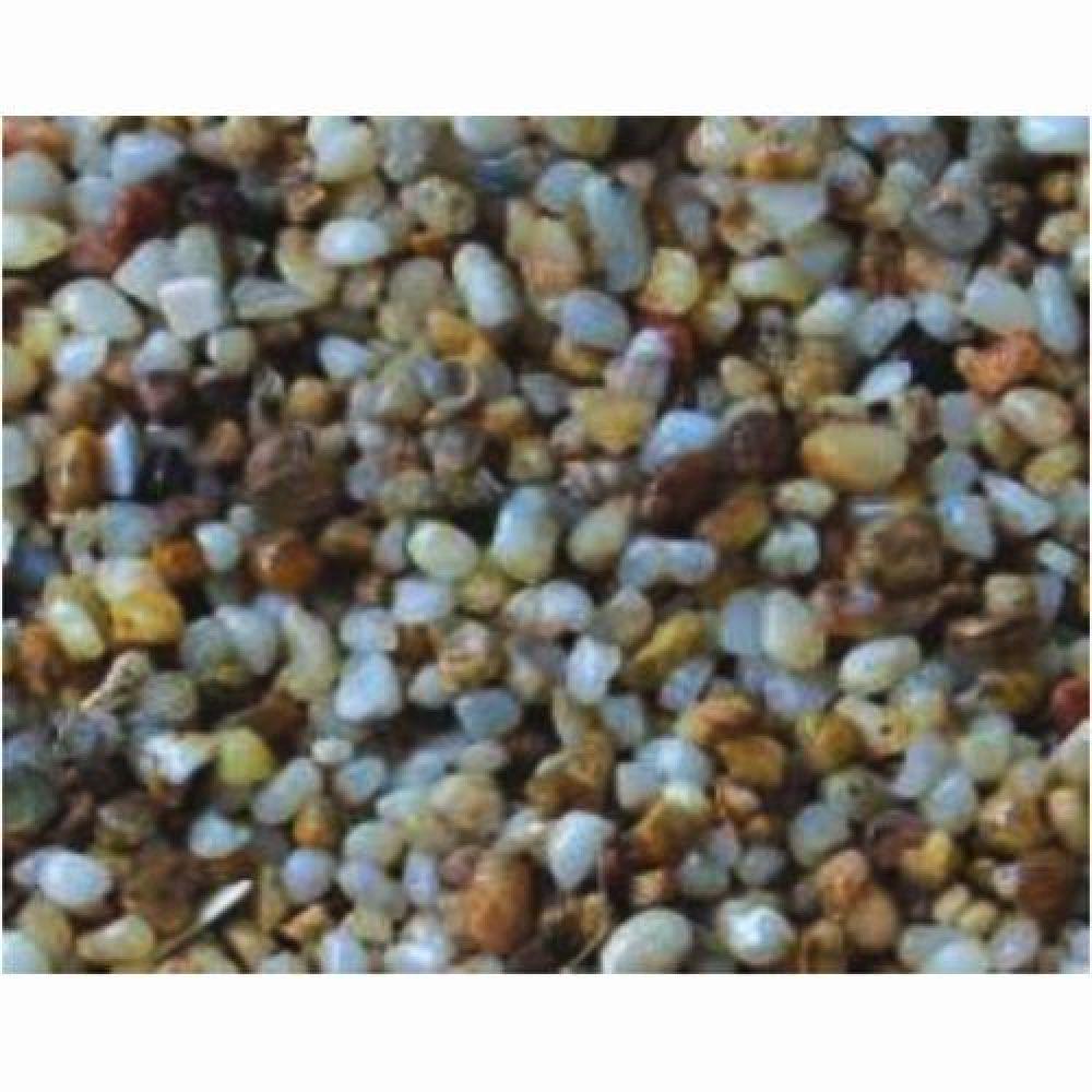 Грунт аквариумный светлый (3-5мм), 5кг, Resun XF 20202C. Галька Гравий для аквариума