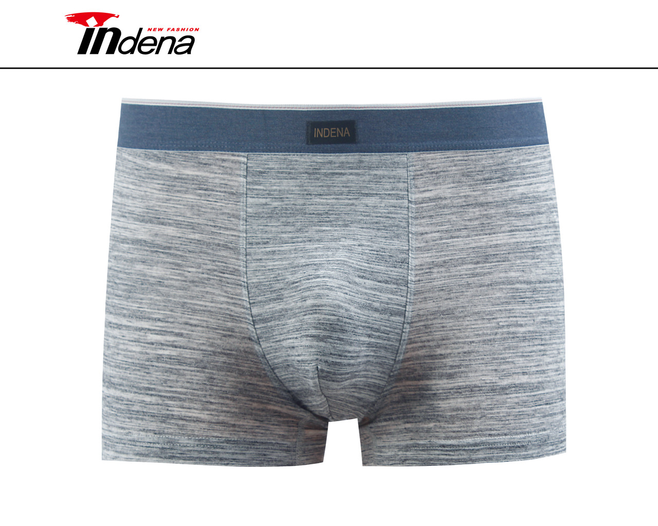 Мужские стрейчевые боксеры «INDENA» АРТ.85065