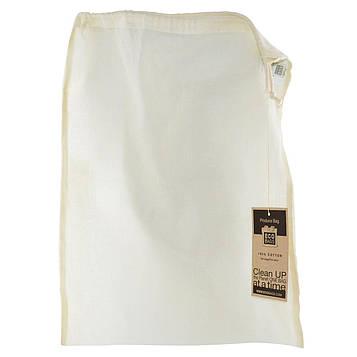 ECOBAGS, Продуктовая сумка, полный размер, 1 сумка, ширина 13 х высота 17