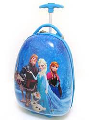 "Детский чемодан на колесах ""Josef Otten"" Холодное Сердце Frozen"