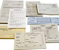 Печать бланочной и др. продукции