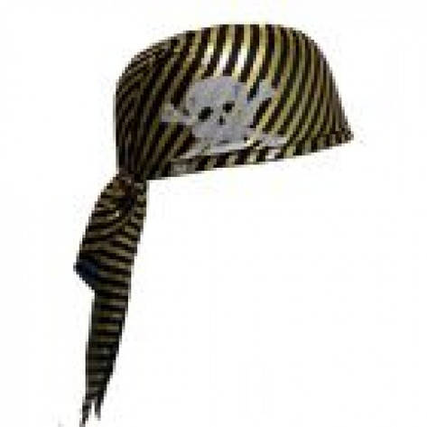 Полосатая бандана пирата, фото 2