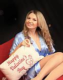 """Подушка подарочная """"Happy Valentine's Day"""", фото 5"""