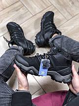 Только размер 43  !!!! Мужские Adidas Terrex на меху/ Реплика / Мужские зимние адики на меху, фото 3