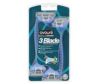 Avoure Men Triple Blade одноразова бритва (4шт в уп)