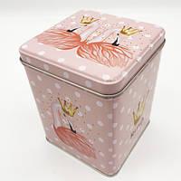 Набор коробок из жести фламинго