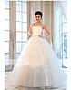 Свадебное платье без брителек