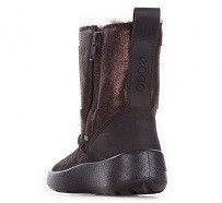 ... Сапоги для детей зимние ECCO UKIUK KIDS GORE-TEX коричневые размер 35 88b1b676ab793