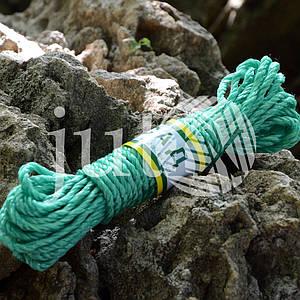 Шнур 4 мм - 10 метров (полипропиленовый)