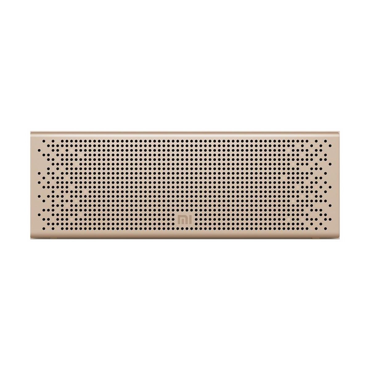 Портативная колонка Mi MiJia Bluetooth Speaker (Gold)