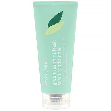 Innisfree, Green Tea Mint Fresh Scalp Conditioner, 200 ml