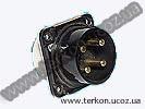 Вилка панельная СС11-4х32-051.0 для ж/д путевого инструмента