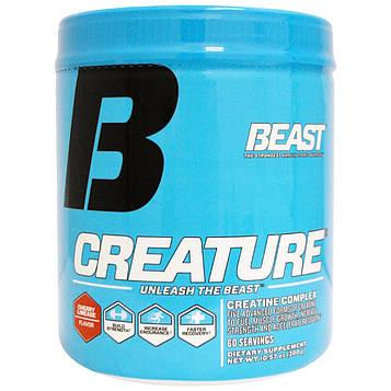 Beast Sports Nutrition, Пищевая добавка для мышц Creature, вишня-лайма, 10,57 унций (300 г)
