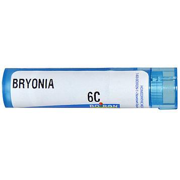 Boiron, Single Remedies, Бриония, 6 C, прибл. 80 гранул
