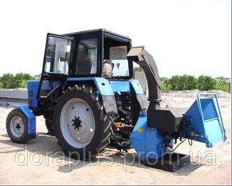 Дробилка тракторная