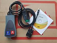 Lexia 3 сканер диагностики Peugeot, Citroen diagdox