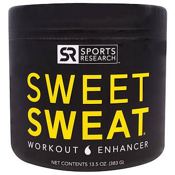 Sports Research, Sweet Sweat, Усилитель Эффективности Тренировок, 13,5 унций (383 г)