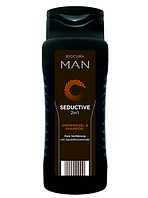 BIOCURA 2 в 1 Seductive шампунь для Соблазнительных мужчин 300 мл
