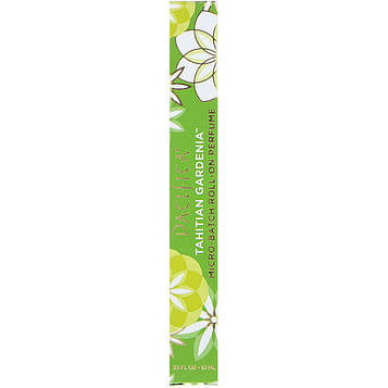 Pacifica, Micro-Batch Roll-On Perfume, Tahitian Gardenia, .33 fl oz (10 ml)