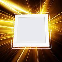 Светодиодная панель 160x160G 12W IP20, фото 1