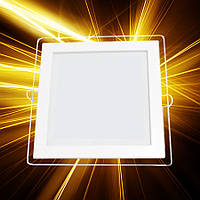 Светодиодная панель 200x200G 18W IP20, фото 1