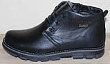 Мужские ботинки зимние кожаные от производителя АН12, фото 2