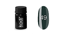 Гель-краска Kodi Professional №49