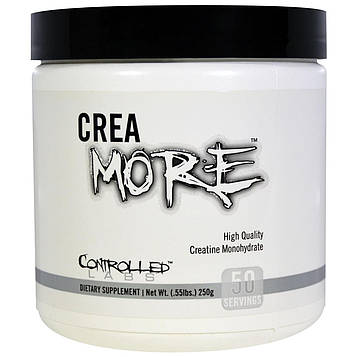 Controlled Labs, CreaMore, .55 lbs (250 g)