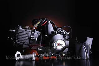 Двигатель ATV квадроцикл 110 см3 автомат ( 3+1 реверс ) TMMP Racing