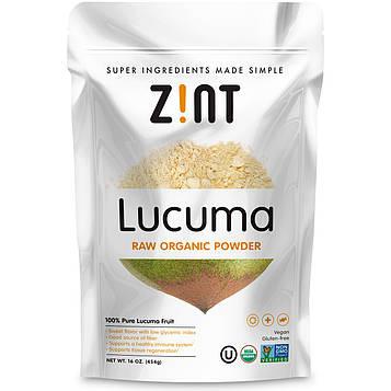 Zint, Лукума, органический порошок, 454 г (16 унций)