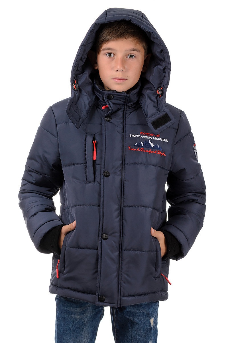 Подростковая зимняя куртка для мальчика Arizona, 134-152 рост