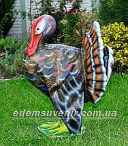 Садовая фигура Индюк, фото 2