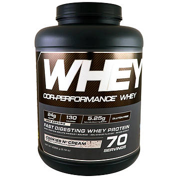 Cellucor, Cor-Performance Whey, Cookies N Cream, 5.19 lbs (2352 g)