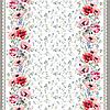Пошив скатерти любой длены «Серебряный мак» , фото 2
