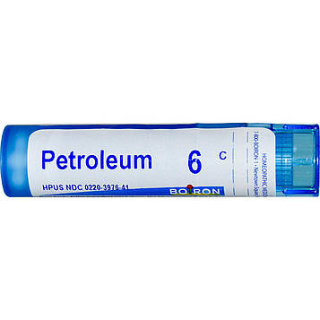 Boiron, Single Remedies, Керосин, 6C, прибл. 80 гранул