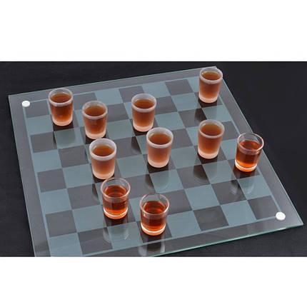 Алко игра шахматы (28х28см) №086s, фото 2