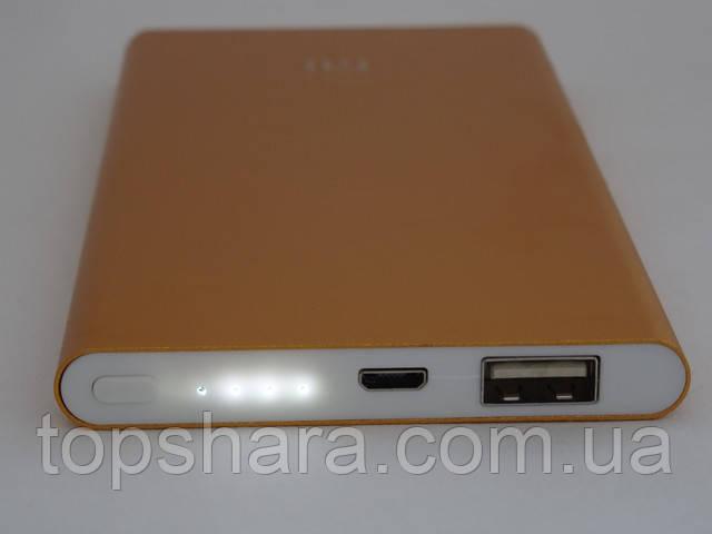 Портативное зарядное устройство Павер банк MI 28000 mAh золотой