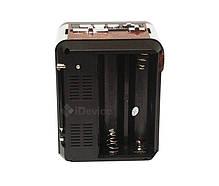 Радиоприёмник Golon RX-9100 USB, фонарик, фото 3