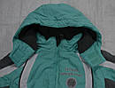 Зимний комплект: куртка и штаны голубой (QuadriFoglio, Польша), фото 2