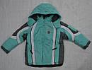 Зимний комплект: куртка и штаны голубой (QuadriFoglio, Польша), фото 3