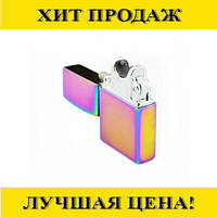 Электроимпульсная зажигалка хамелеон USB 215, фото 1