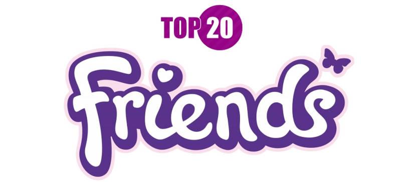 Топ 20 конструкторов серии Friends