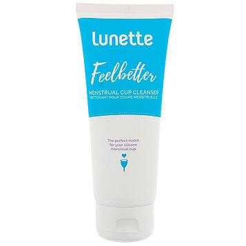 Lunette, Feelbetter, очищающее средство для менструальной чашечки, 3,4 ж. унц. (100 мл)